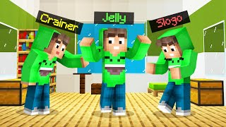 EVERYONE Is JELLY In MINECRAFT! (Funny)