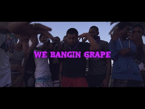Lil One Hunnet - We Bangin' Grape feat. Blocboy JB & 03 Greedo (Official Music Video)