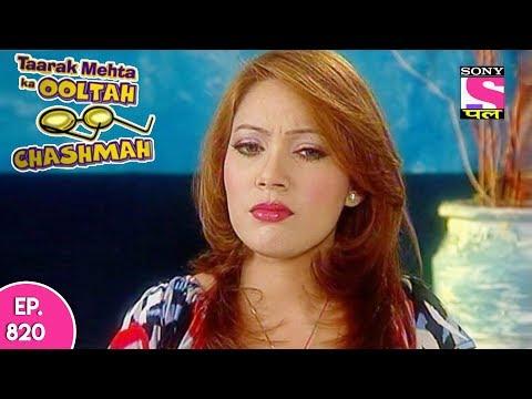 Taarak Mehta Ka Ooltah Chashmah - तारक मेहता - Episode 820 - 22nd October, 2017