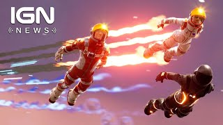 Fortnite está recebendo jetpacks-IGN News
