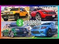 GTA Online: 4 NEW Vehicles - INSANE MONEY, Rare Items, Exclusive Rewards & MORE! (GTA 5 DLC)