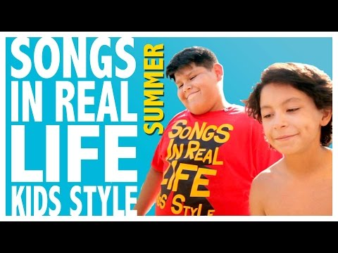 Songs In Real Life Kids Style 3   Summer Edition