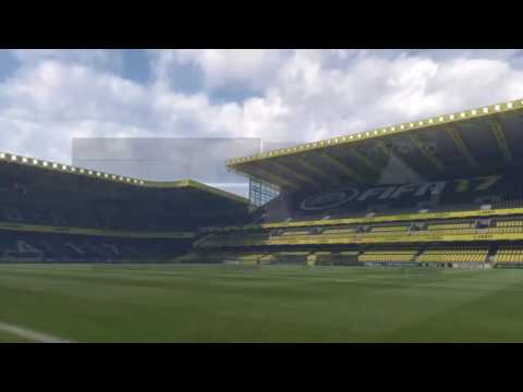 FIFA17:Modo Manager-NewCastle United-7 Cap