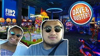 Unlimited Games At Dave And Busters