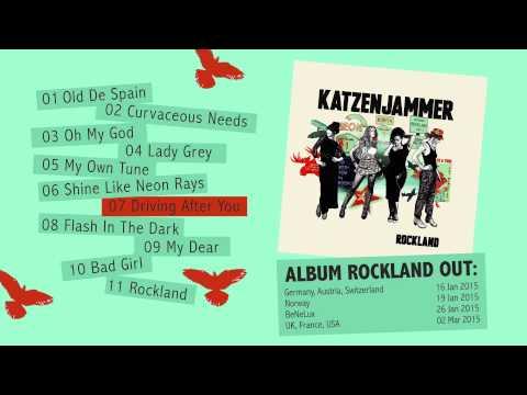 Katzenjammer – Rockland (Official Album Player)