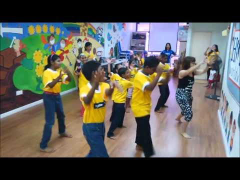 Sun Life Malaysia Brighter YOU Zumba Fitness for the Children