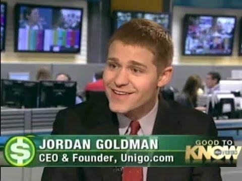 Jordan Goldman on ABC News - Credit Cards and Credit History