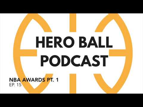 Ep. 15 - NBA Awards Pt. 1