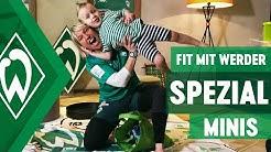 FIT MIT WERDER - Babyturnen für Minis | Folge 1 | SV Werder Bremen