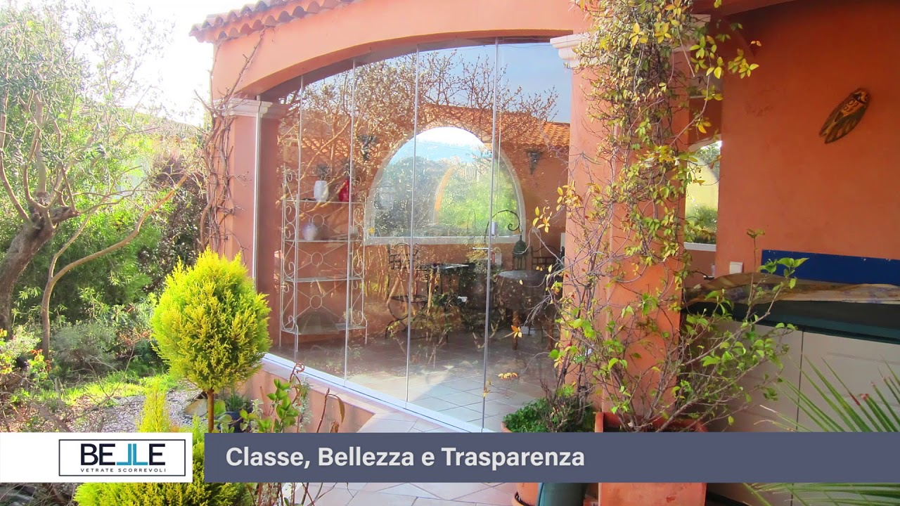 Belle vetrate scorrevoli scopri la classe la bellezza e l for Le belle vetrate scorrevoli
