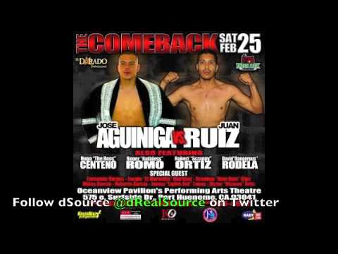 Indian Tizoc Banuelos Interview on dBoxing Source Radio Show