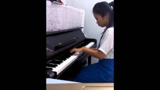 Jay Chou- Secret (Time travel theme) Piano cover by Alicia Chew