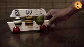 Mo Wooden Toys - Catalogue 1