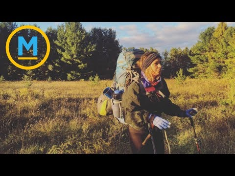 The First Woman To Finish The Trans Canada Trail   Your Morning