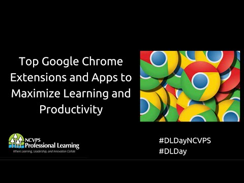 Top Google Chrome Extensions and Apps to Maximize Learning and Productivity