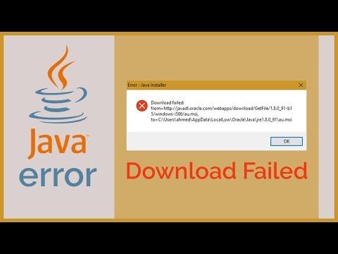 download java version 8 update 91 64 bit