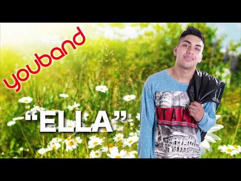 YouBand - Ella - AUDIO / Agosto