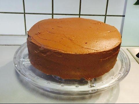 yemek: pandispanya yaş pasta kreması [7]