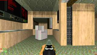 DooM 2 The Darkening E2 - MAP01 Outpost Mortem - Ultra Violence