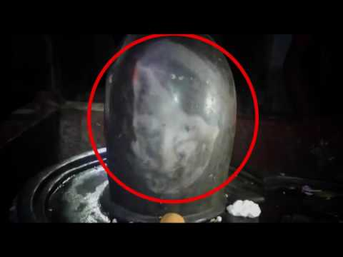 Miracle in Bihar Saran Shiv Temple | Emerged Shape on Shiva Lingam | Lord Shiva