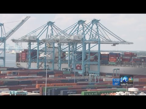 State investing $350M to expand capacity at Norfolk International Terminals