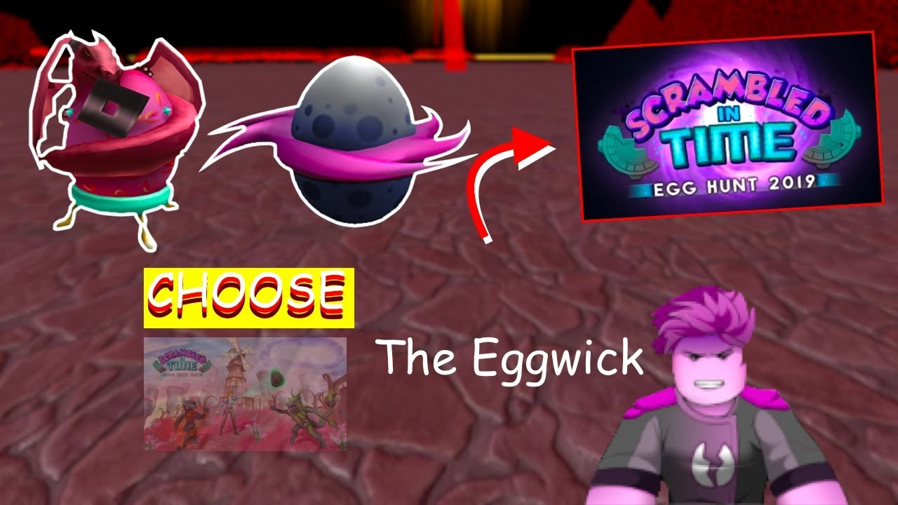 Roblox Egg Hunt 2019 Defeating The Boss Youtube