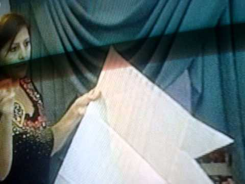 Cenefa cascada 1 de 5 part mpg youtube for Cenefas para cortinas