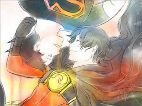 Kon x Tim 7 Sins (Superboy x Red Robin 7 Sins)