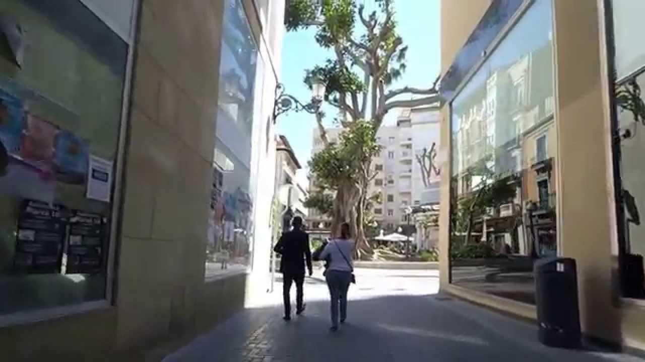 Alicante centro alicante city centre downtown youtube - Centro de negocios en alicante ...