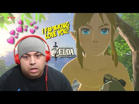 Thumbnail: I'M IN F#%KING LOVE Y'ALL!! LOL [ZELDA: BOTW] [NINTENDO SWITCH]