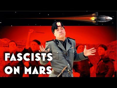 Fascists on Mars - Trailer   Spamflix indir