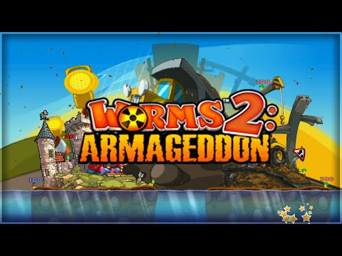 IM GETTING BETTER!   Worms 2: Armageddon