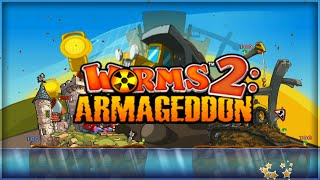 'I'M GETTING BETTER!' | Worms 2: Armageddon