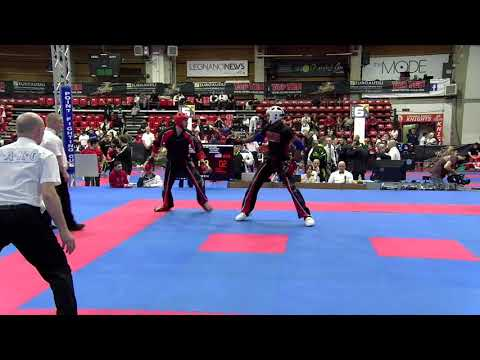Elijah Everill v Kevin Walker  Pointfighting Cup 2018