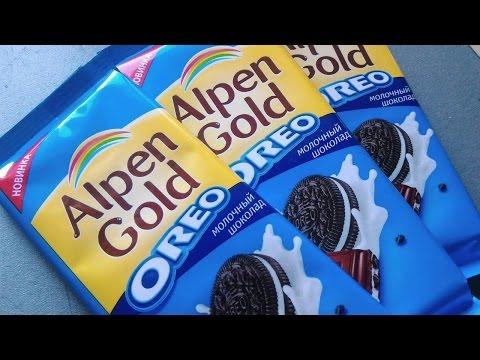 Правильная реклама Alpen Gold OreO (AGOO)