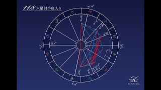 Keikoの占星講座|11月8日「自分の心に素直になる」木星射手座入り編 KEIKO 検索動画 22