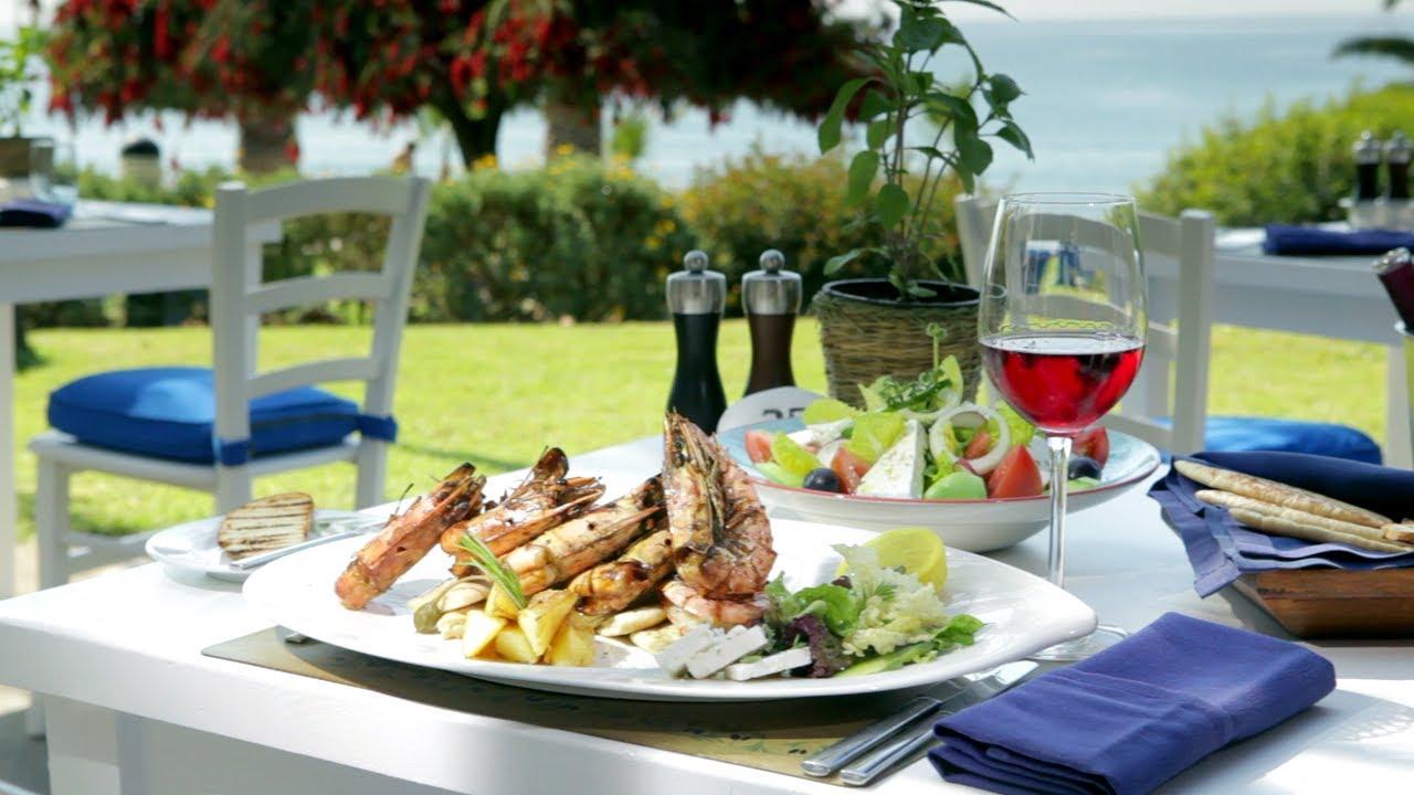 mediterranean beach hotel cyprus youtube