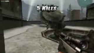 Combat Arms Sniper Trailer