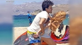 Lindsay Lohan Abuse Video | Claims Fiance Is Assaulting Her