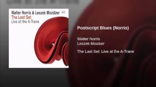 Postscript Blues (Norris)
