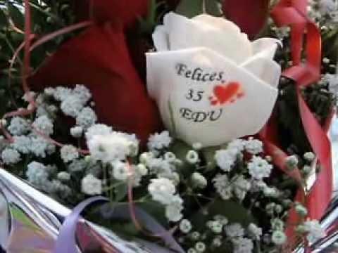 Envio de ramo de rosas a madrid con una rosa dedicada