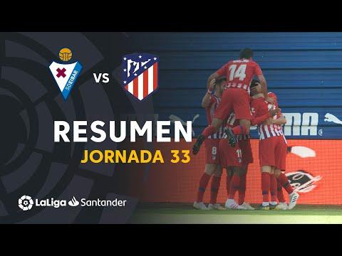 Resumen de SD Eibar vs Atlético de Madrid (0-1)