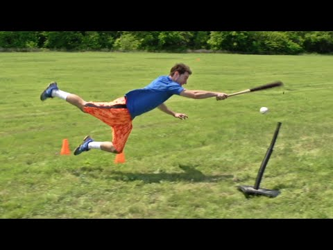 Thumbnail: Dizzy Sports Battle | Dude Perfect