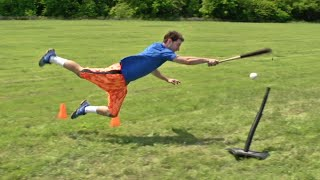 Dizzy Sports Battle | Dude Perfect thumbnail