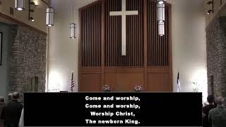 SPPC Worship 11-29-2020