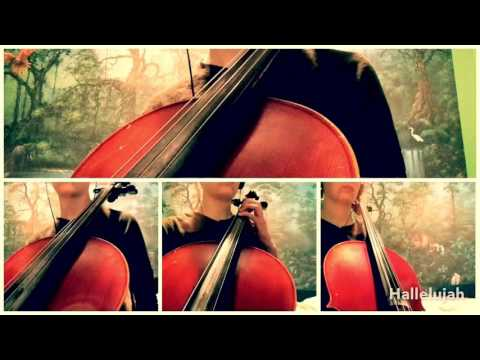 Hallelujah Cello Cover