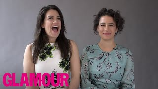 Ilana Glazer and Abbi Jacobson On 7 Broads They Love l The Spotlight l Glamour