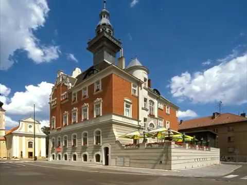 Hodonín - Procházka městem