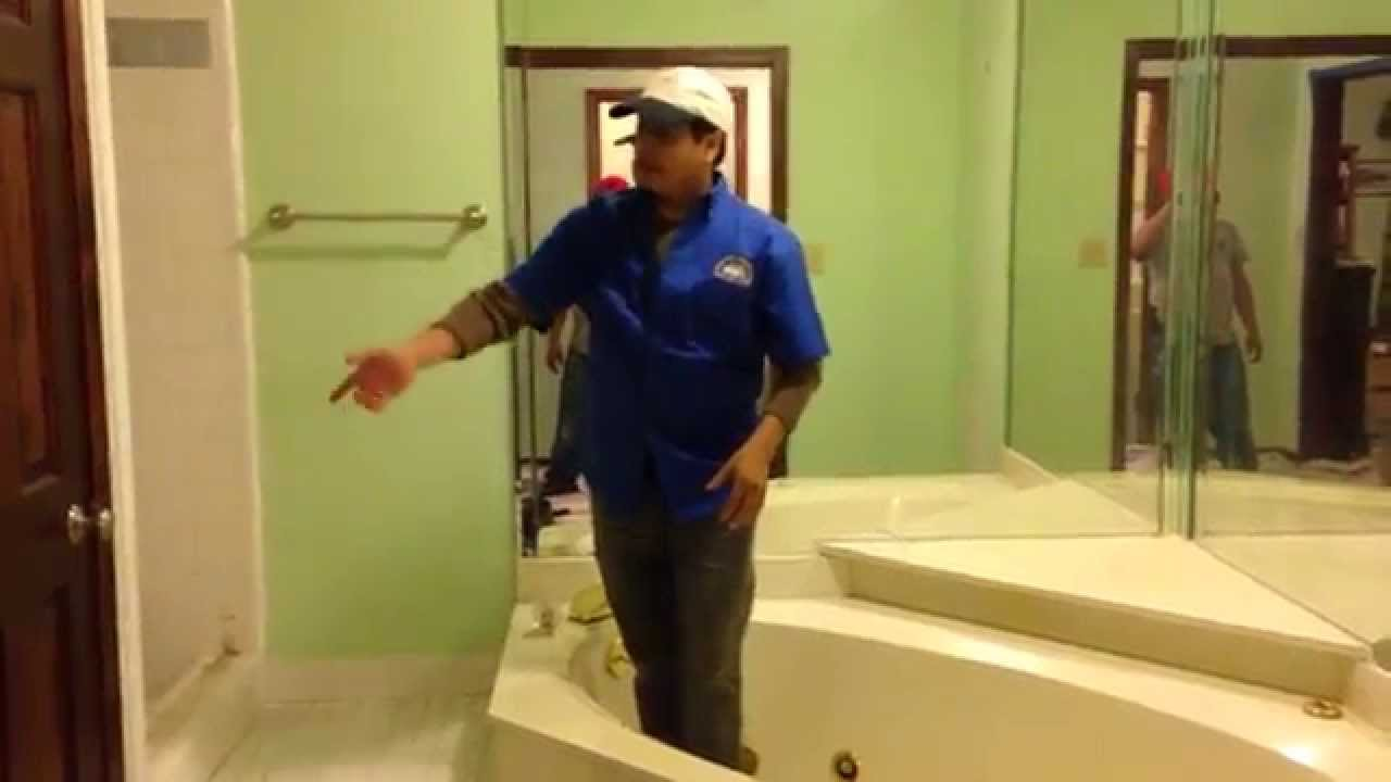Master Bedroom Remodeling (before)/Bath/Closet/Laundry ...