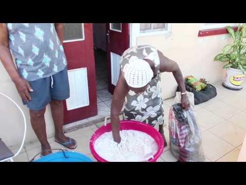 The Making of Pure Virgin Coconut Oil